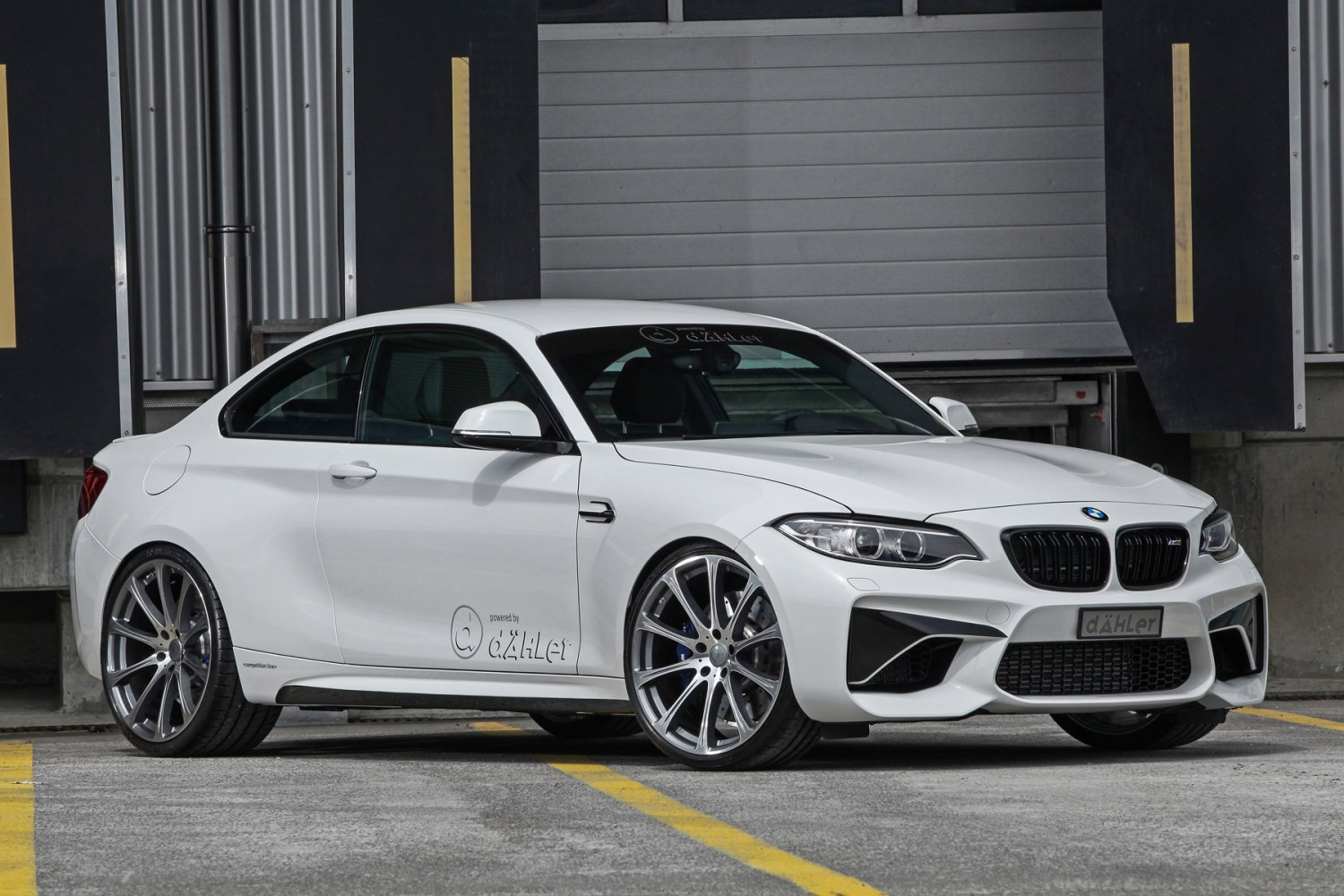 You can now buy a BMW M2 with an M4 engine