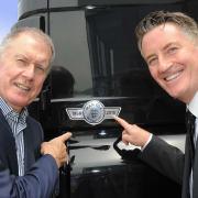 Sir Geoff Hurst and MAN