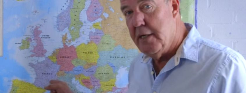 Even Jeremy Clarkson and James May agree on the EU referendum