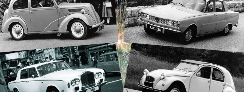 What classic cars cost then – and what they cost now
