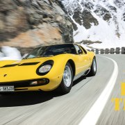 On days like these: 50 years of the Lamborghini Miura