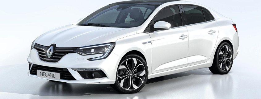 Renault Megane Grand Coupe 2016