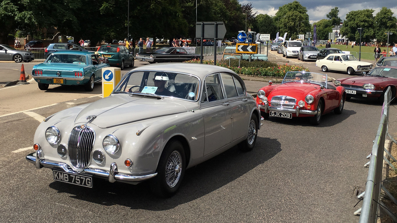 In pictures: Classics on the Common 2016