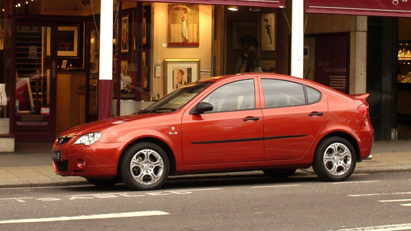Fastest depreciating cars 2016
