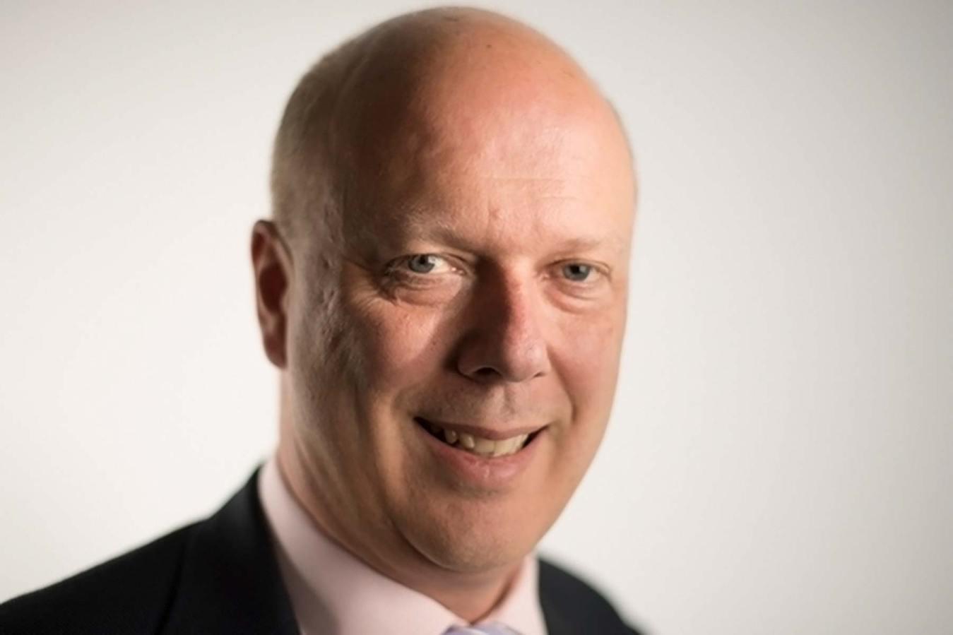 Chris Grayling Transport Secretary