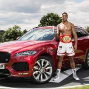 Jaguar F-Pace Auto Express Car of the Year 2016