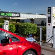 Motorway electric car charging now more expensive than petrol