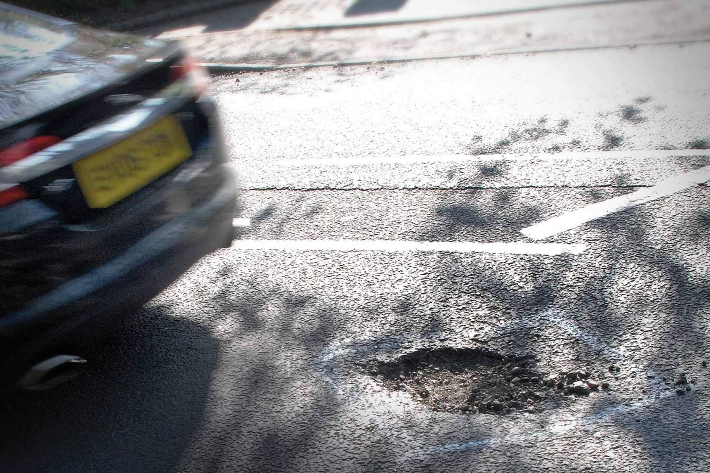 RAC pothole