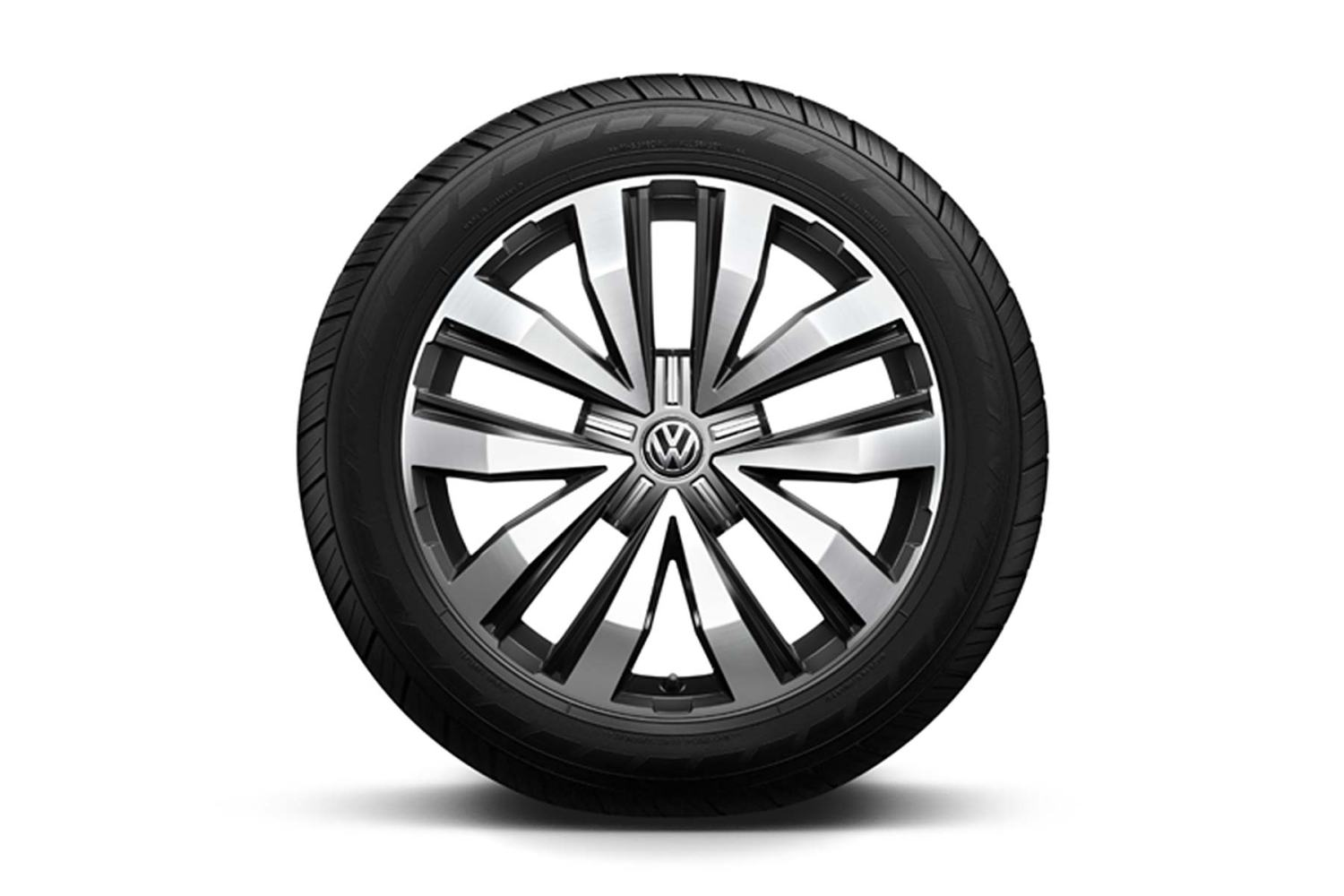 Car tyres are the only contact point between you and the road