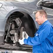 Volkswagen free brakes for life