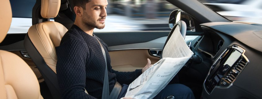 Can you insure a driverless car?