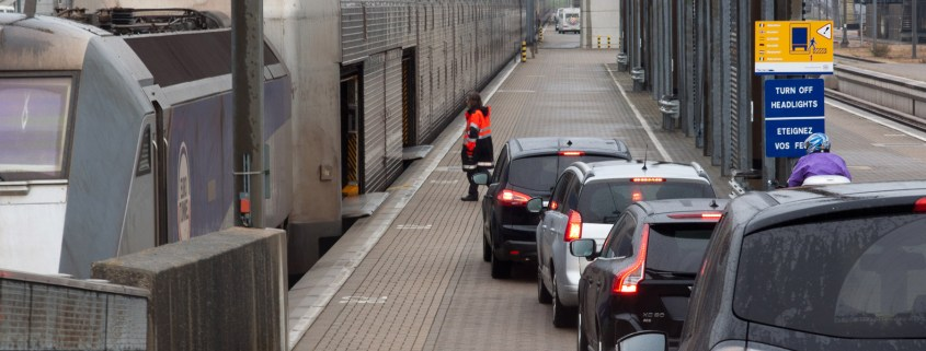 'Stuck on the wrong side of the channel': Wales fans face huge Eurotunnel delays