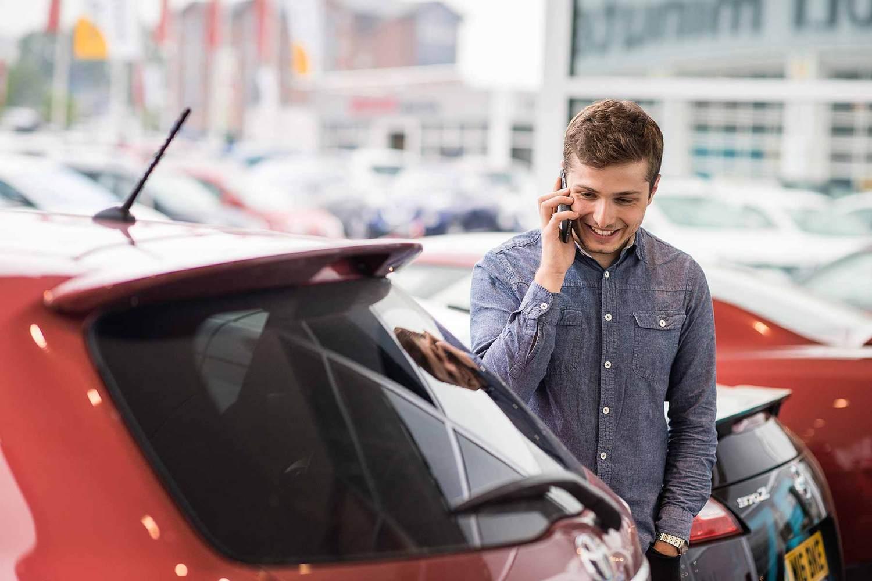 Brexit new car sales threat
