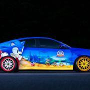 Honda creates 'Sonic Civic'... just because