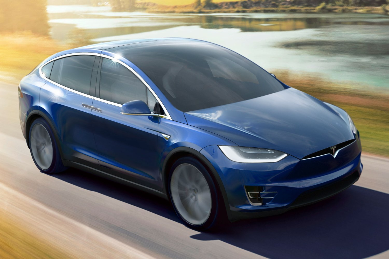 Tesla announces £64,100 entry-level Model X 60D