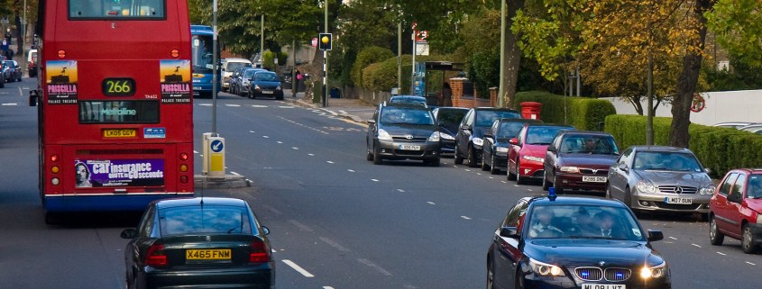 Drivers warned NOT to stop for unmarked police cars