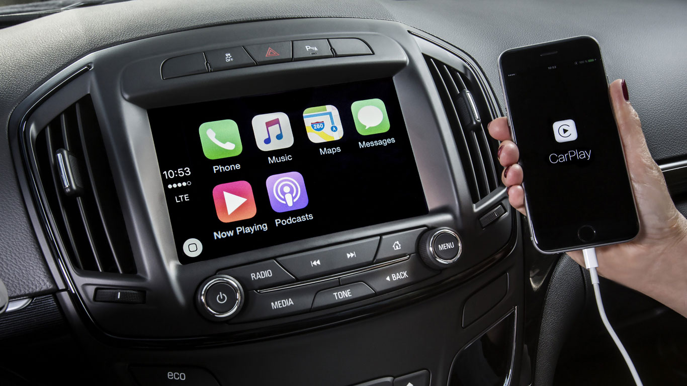 The Top 40 Cars Available With Apple Carplay In The Uk Motoring