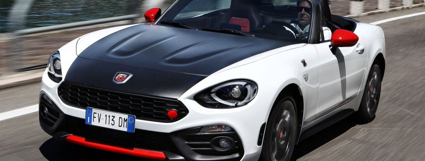 Abarth 124 Spider: Two-Minute Road Test