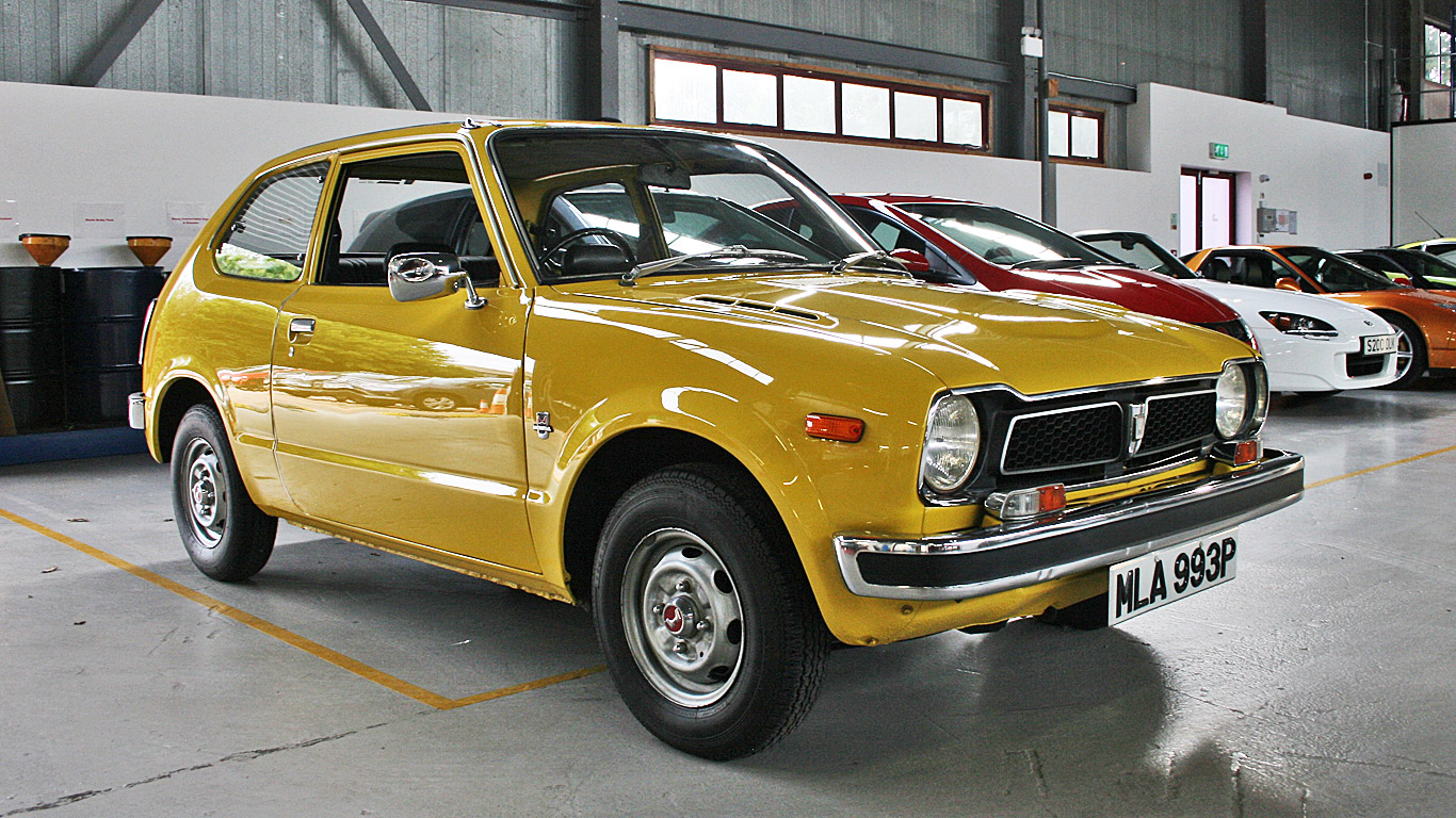 Honda Civic (1975)