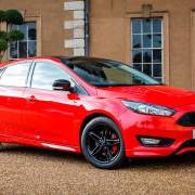 Ford Focus Zetec S Red