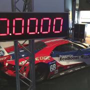Ford Forza Motorsport 6 Guinness World Record attempt