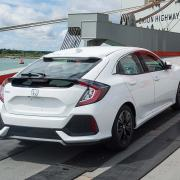 New Honda Civic (2017 U.S.)