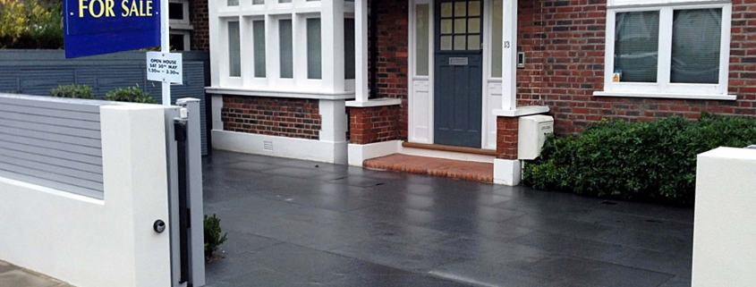 House prices boosted by driveways