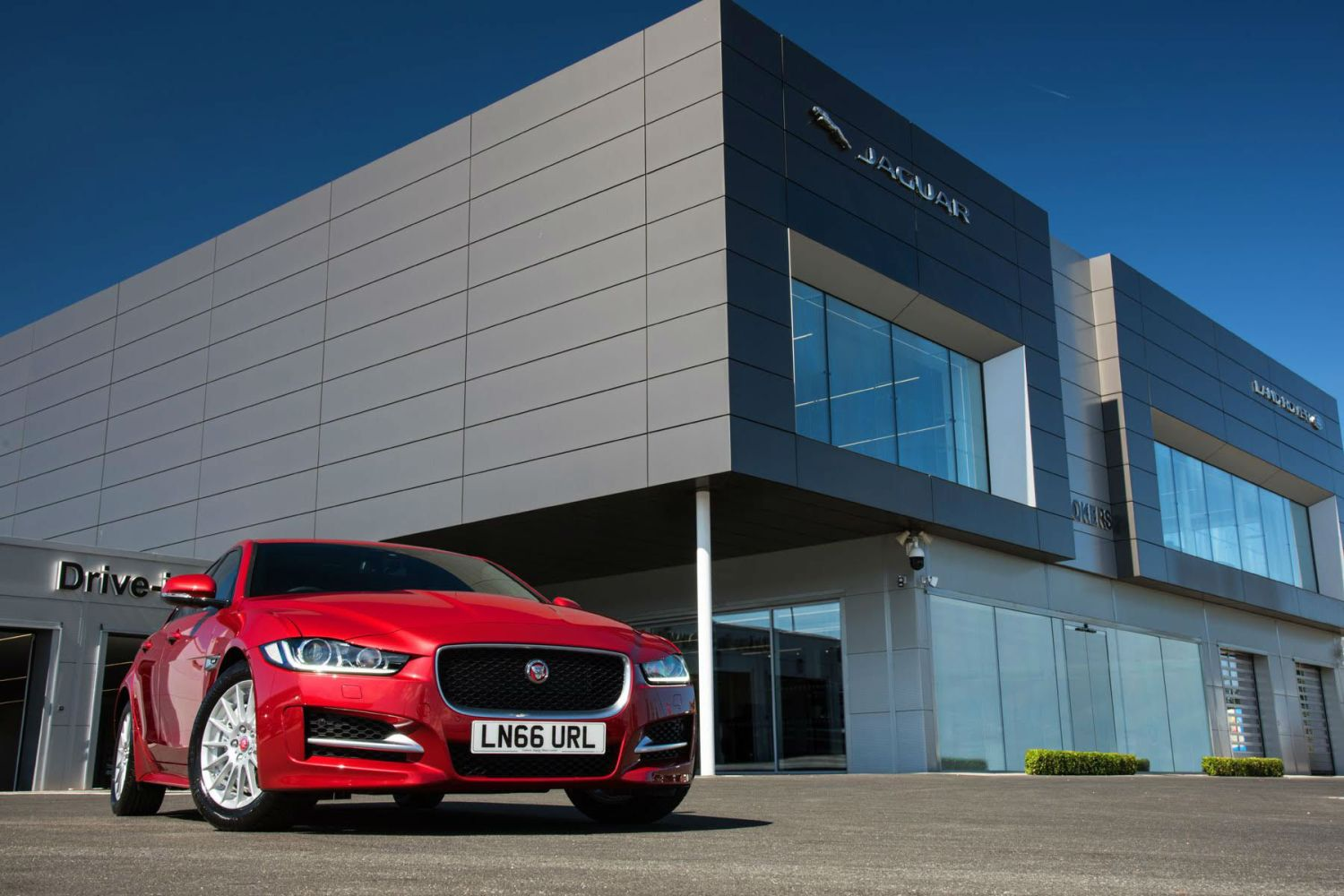 Jaguar invites buyers to conduct their own group tests
