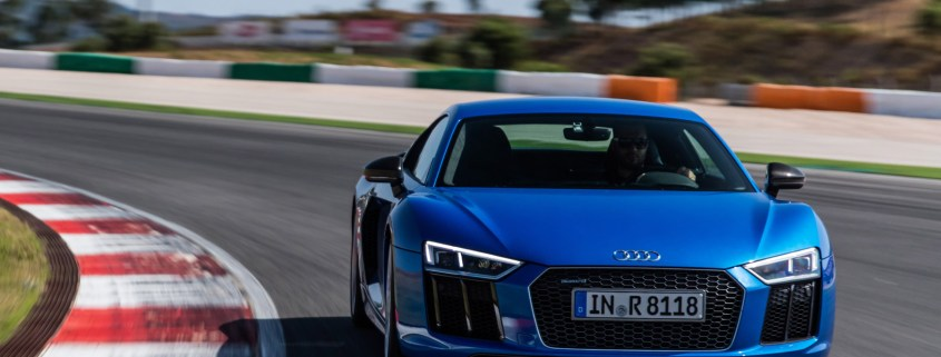 Audi R8 advert banned for being too exciting