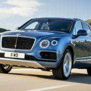 Haters gonna hate: Bentley reveals diesel Bentaya SUV
