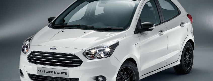 2017 Fiesta to move upmarket as Ford launches budget Ka+