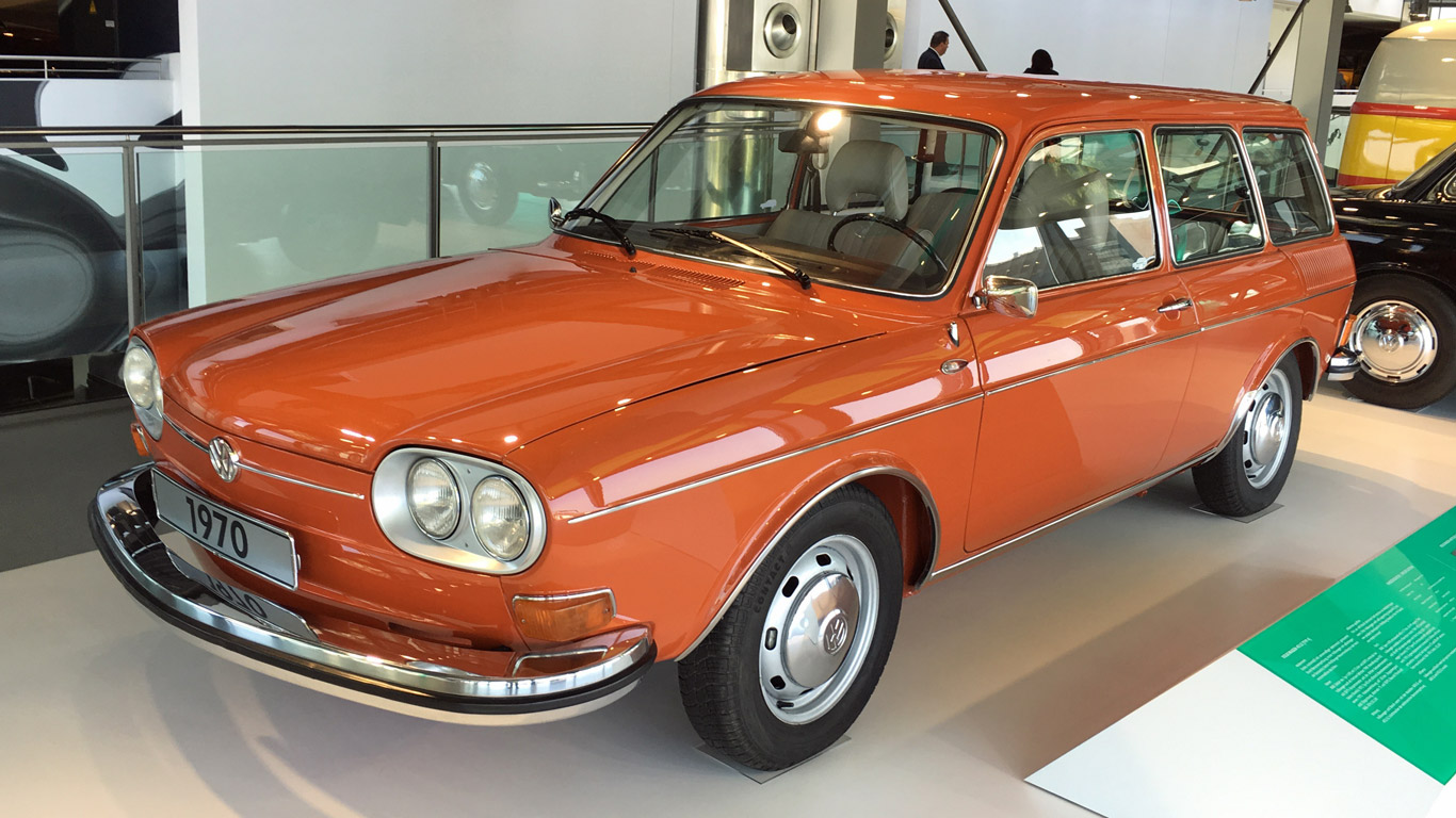 1970 Volkswagen Type 4