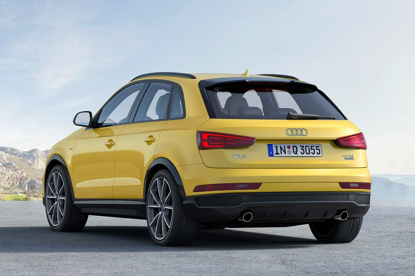 audi q3 facelifted gets sporty new s line competition model motoring research. Black Bedroom Furniture Sets. Home Design Ideas