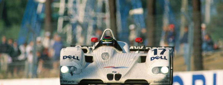BMW at Le Mans in 1999