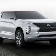 Mitsubishi reveals GT-PHEV concept ahead of Paris Motor Show debut