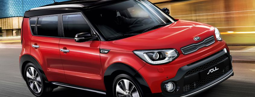 Kia is taking a 200hp Soul to Paris