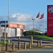 MG is axing car production in the UK