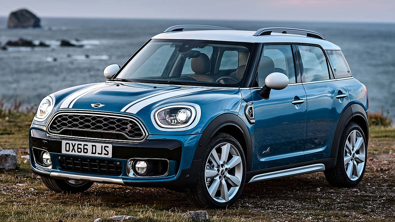 New 2017 Mini Countryman Revealed Everything You Need To Know