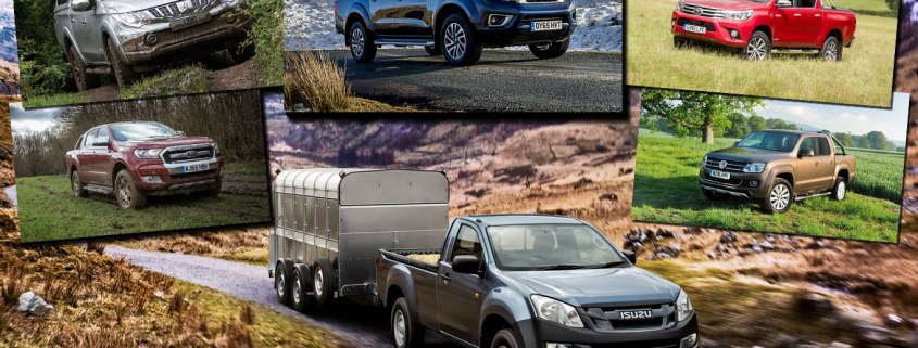 Best new pick-up trucks in the UK