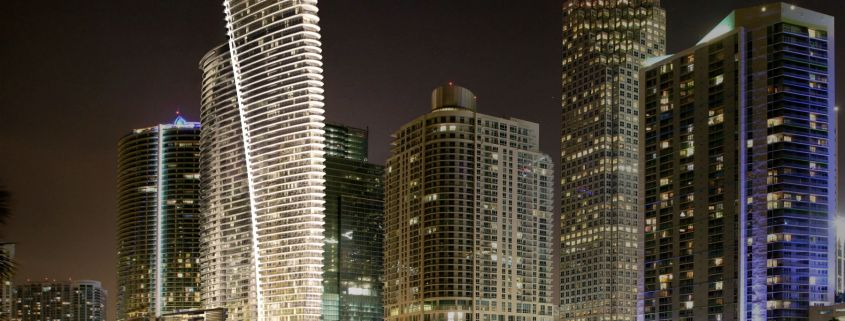 Aston Martin is building a posh block of flats in Miami