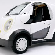 Honda has created a 3D printed delivery van