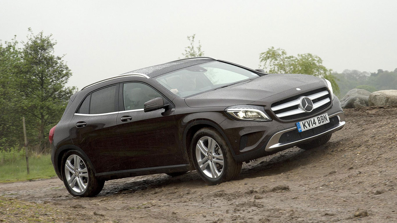 9. Mercedes-Benz GLA: 6,225 registrations