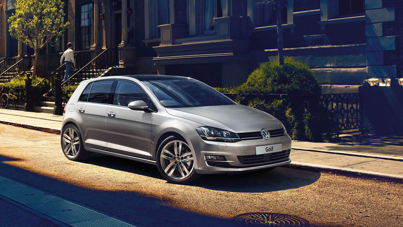 Sweden: Volkswagen Golf (1,910 registrations)