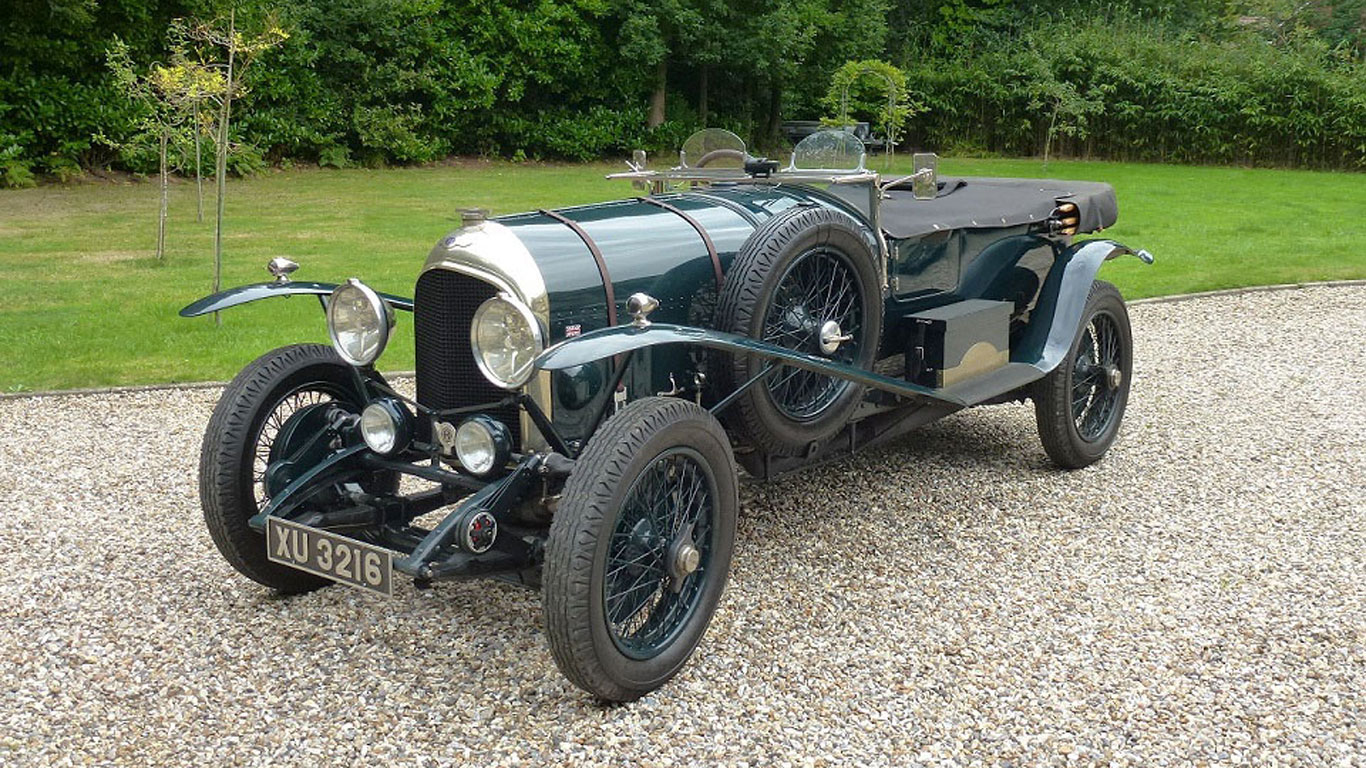 H&H Classics sale at the Imperial War Museum, Duxford