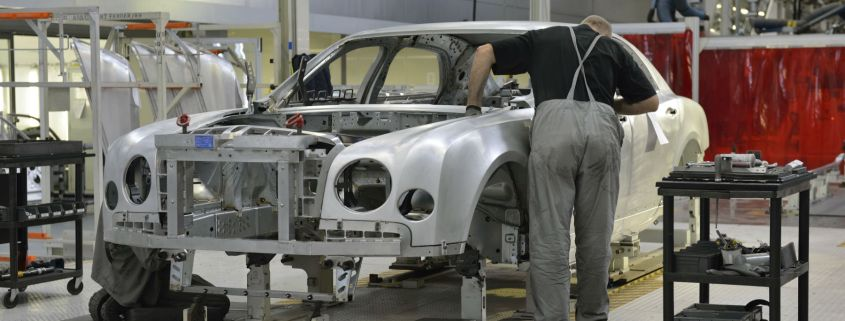 UK car exports are booming - but Brexit Britain slumps