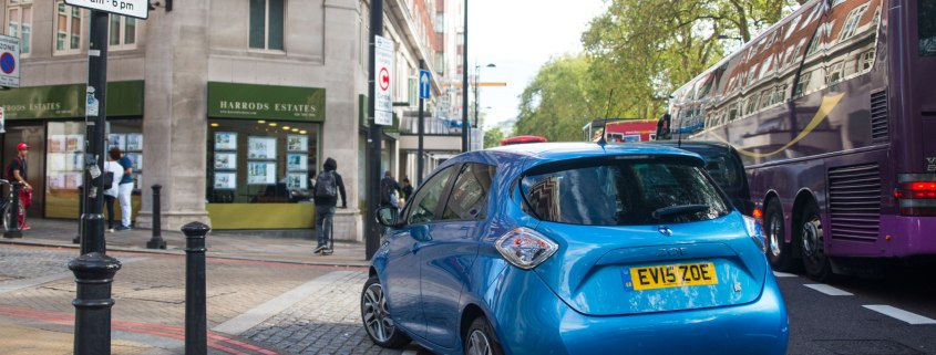 Could these perks encourage you to drive an electric car?