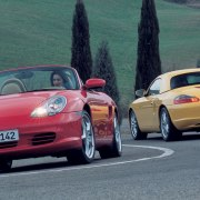 In pictures: 20 years of the Porsche Boxster