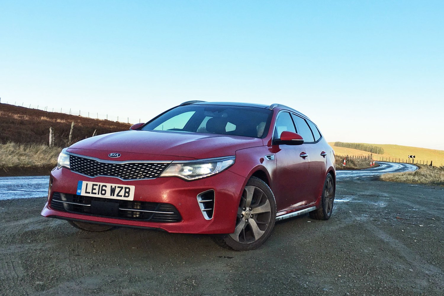 Update 2: Everything we rate (and hate) about the Kia Optima SW