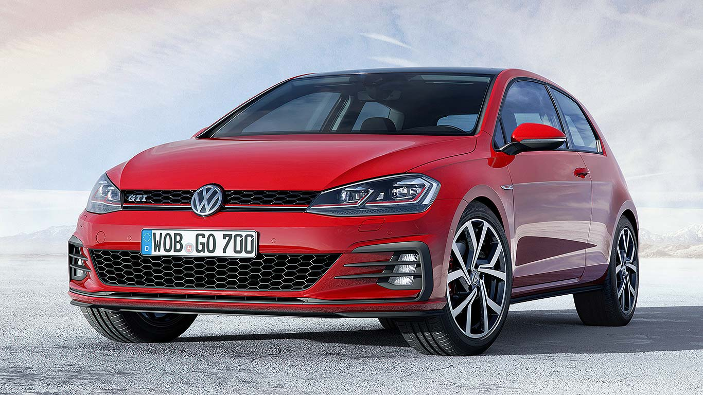 2017 Volkswagen Golf facelift: everything you need to know