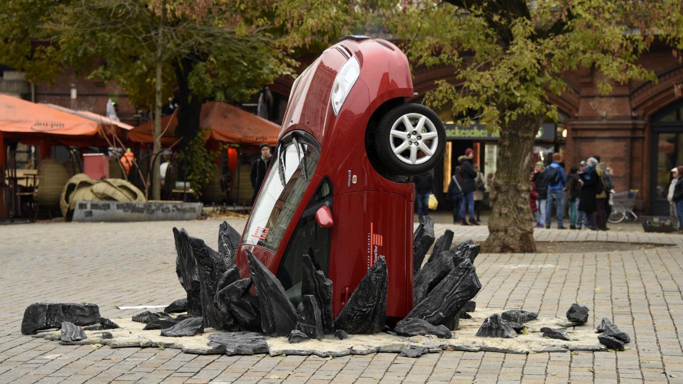 Richard Hammond's Prius